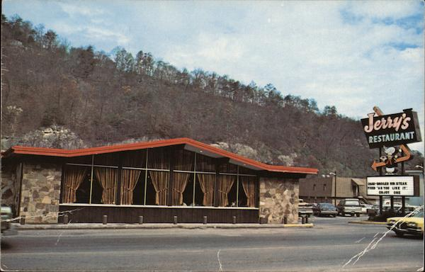Jerry's Restaurant Pikeville Kentucky