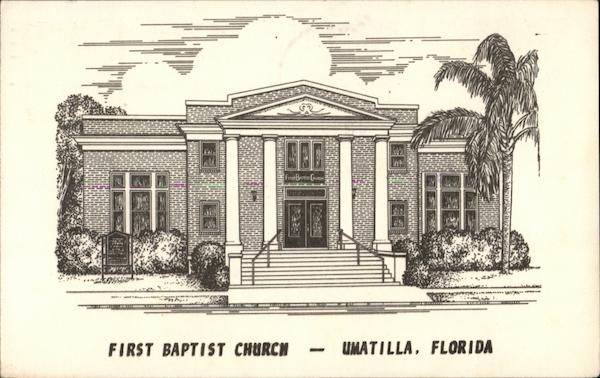 First Baptist Church Umatilla Florida