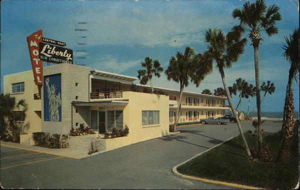 Liberty Motel Ormond Beach Florida