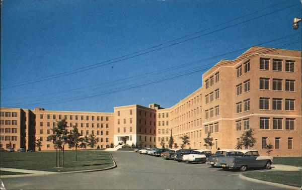 Middletown State Homeopathic Hospital New York