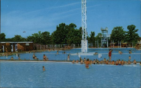 Fair Park Minicipal Swimming Pool Little Rock Arkansas