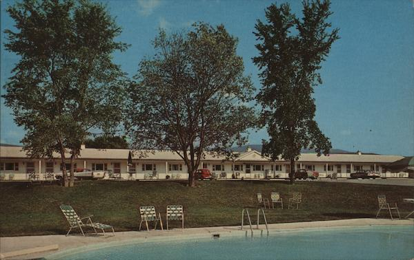 Iron Kettle Motel Shaftsbury Vermont