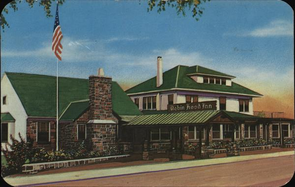 Robin Hood Inn, Valley Road Clifton New Jersey