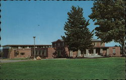 St. Anselm's College - Student Center and Gymnasium Postcard
