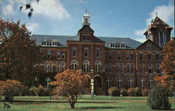 Administration Building, St. Anselm's College