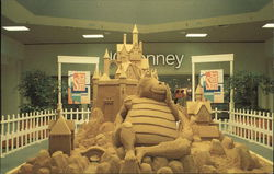 Sand Castle at Hot Springs Mall