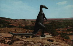 The Huge Dinosaur, Dinosaur Park