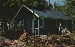 Cottage on Sandy Island