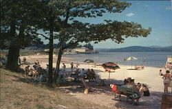 THE WEIRS BEACH