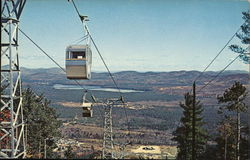 Tramway at Mt. Whittier