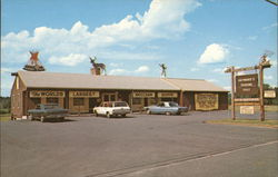 Hayward's Trading Post & Country Store Postcard