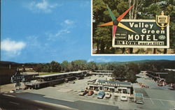 The Valley Green Motel and Town Diner Restaurant