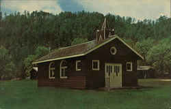 Custer State Park - State Game Lodge, Chapel