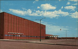 Watertown High School Civic Arena