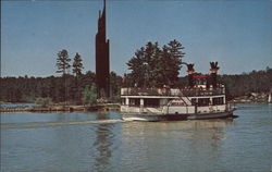 Paddlewheeler Robert E. Lee