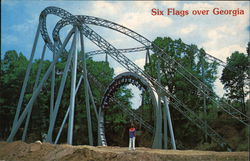 Six Flags over Georgia - The Mind Bender
