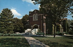Brown Chapel, Muskingum College