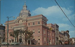 Berkeley County Court House Postcard