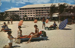 Emerald Beach Hotel Postcard