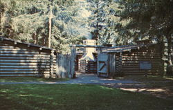 Fort Clatsop National Memorial, Youngs Bay