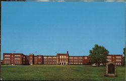Parkersburg High School.