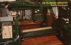 Fir Plywood Manufacturing Pacific Northwest