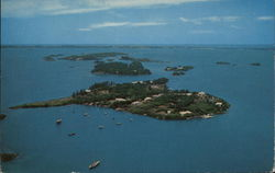 Islands in the Sound Postcard