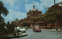 """The Red House"" Seat of Trinidad Government Postcard"