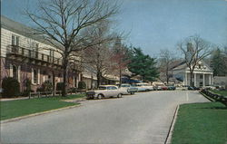 Come to Historic Stony Brook Postcard