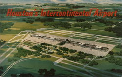 Houston's Intercontinental Airport