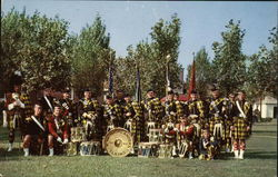 West Virginia Highlanders - Bagpipe Band