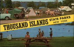 Thousand Islands State Parks