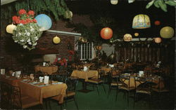 Holiday Grill's Patio Royale Restaurant