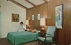 Executive Suite, Pickwick Motor Inn