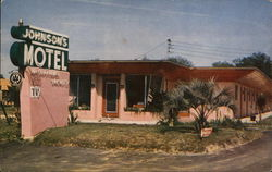 View of Johnson's Motel