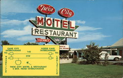 Twin City Motel and Restaurant