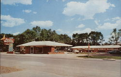 Garden Motel, U.S. Highways 50 and 83