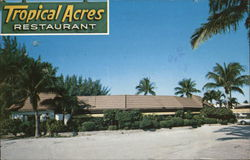 Tropical Acres Restaurant