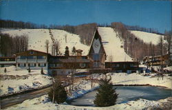 Boyne Mountain Ski Lodge