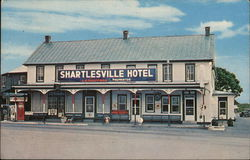The Original Shartlesville Hotel