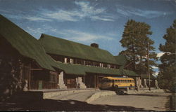 Bryce Canyon Lodge Postcard