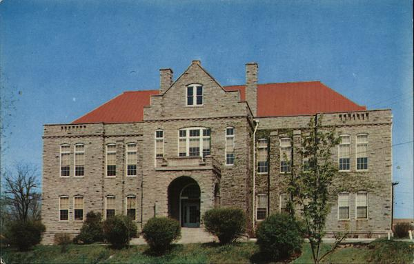 Kentucky State College - Hume Hall Frankfort
