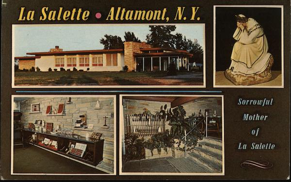 La Salette Altamont New York