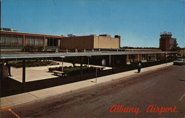 Albany Airport New York Airports