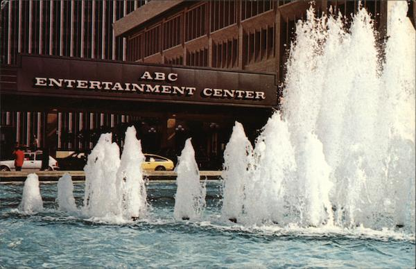 Greetings from Century City Los Angeles California