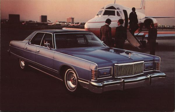 1978 Grand Marquis 4-Door Framingham Massachusetts