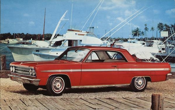 1963 Jetfire by Oldsmobile Cars