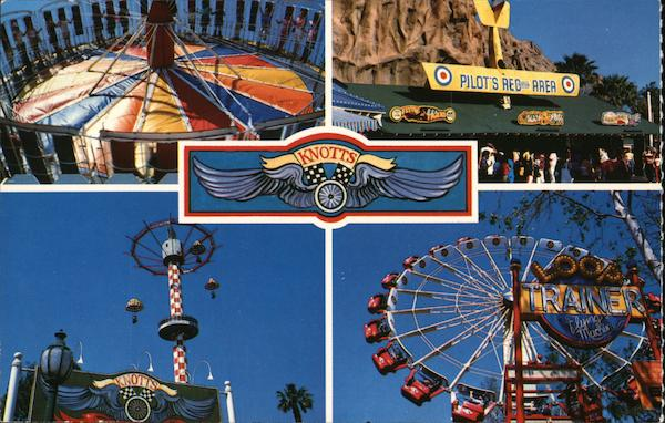Knott's Berry Farm Buena Park California Don Ceppi