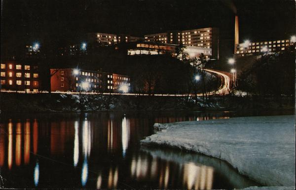 Eau Claire State University Wisconsin