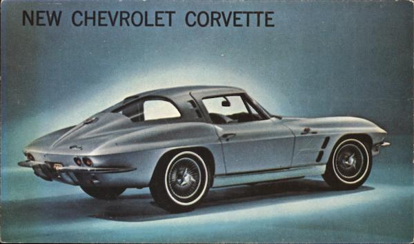 Chevrolet Corvette Sting Ray Sport Coupe Cars